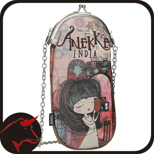 Portagafas Anekke India