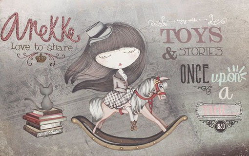 Anekke Toys and Stories
