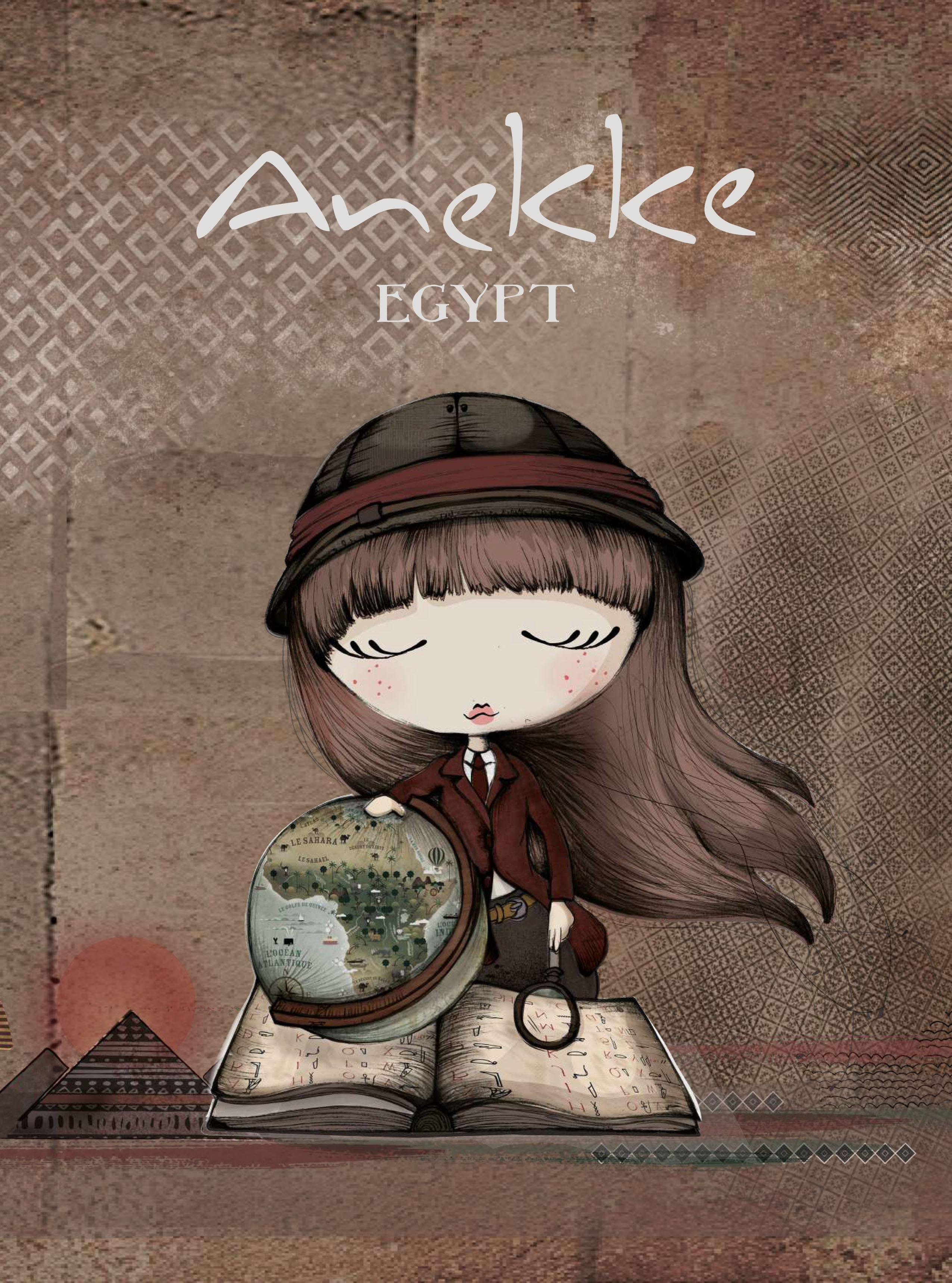 Colección Anekke Egypt