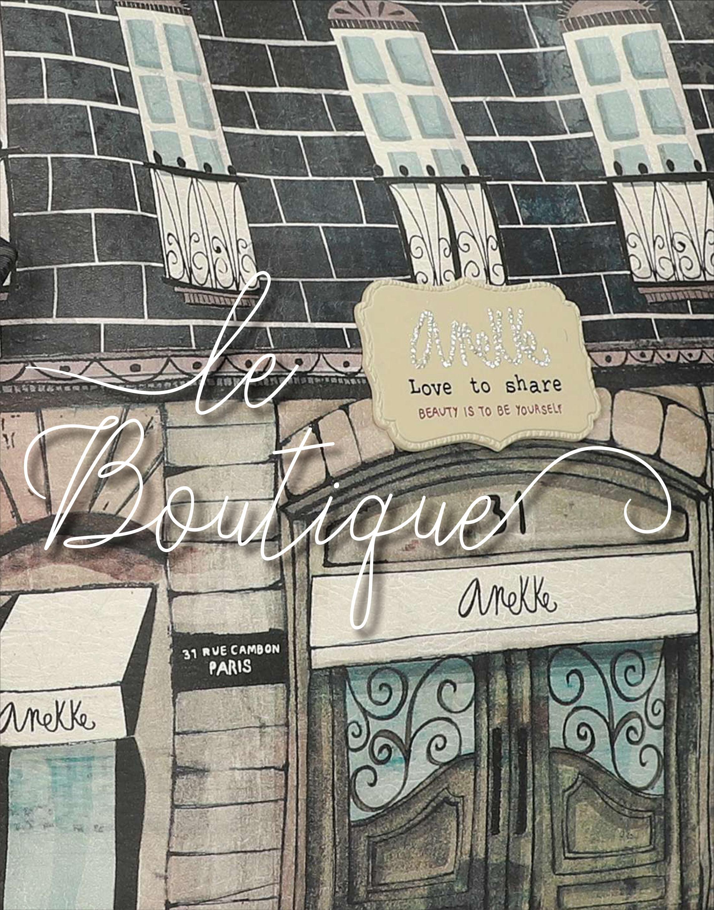 Colección Le Boutique Anekke