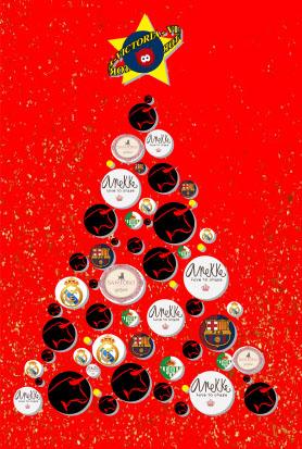 Feliz Navidad desde denuevacolección.es y tororojo.es